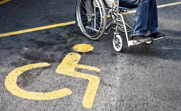 More than 1,500 business owners in Arizona have been sued recently by a nonprofit for allegedly violating the Americans with Disabilities Act. But critics of the cases call the group's effort a scam.