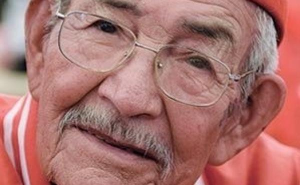Alfred K. Newman, a Navajo Code Talkers, died at age 94.