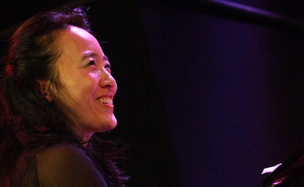 Helen Sung in concert.