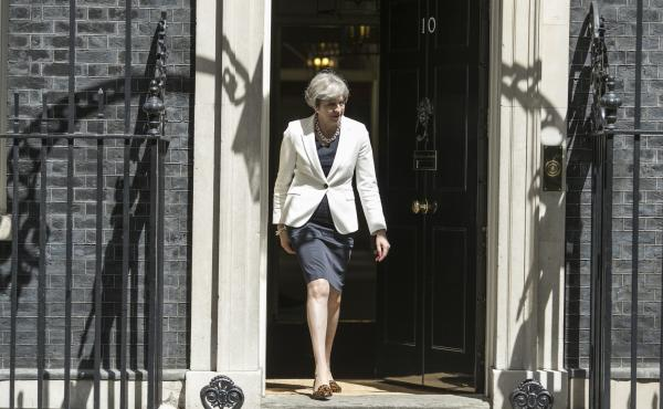 British Prime Minister Theresa May marked a year in office last week. After her party lost parliamentary seats in elections last month, doubts have arisen over how long she'll remain prime minister.