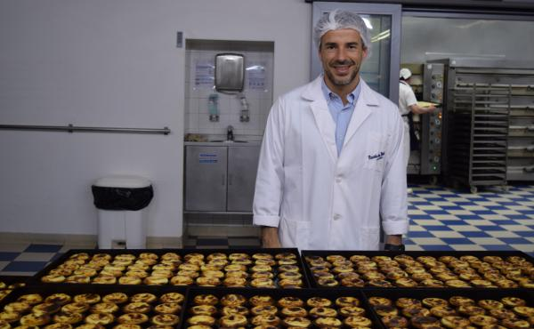 Miguel Clarinha has been managing the shop for nine years alongside his cousin, Penelope. He believes the secret to its success is keeping the bakery a family-owned business.