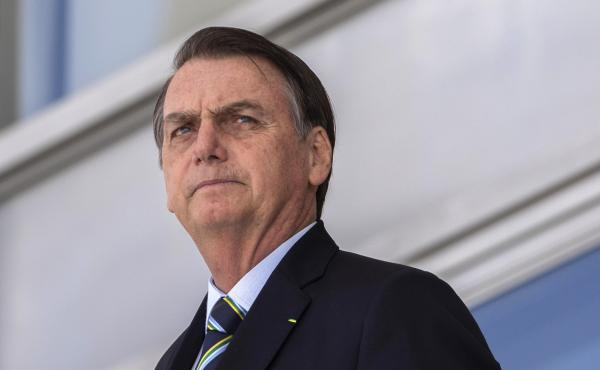 Brazilian President Jair Bolsonaro has been widely accused of mishandling the coronavirus in his country.