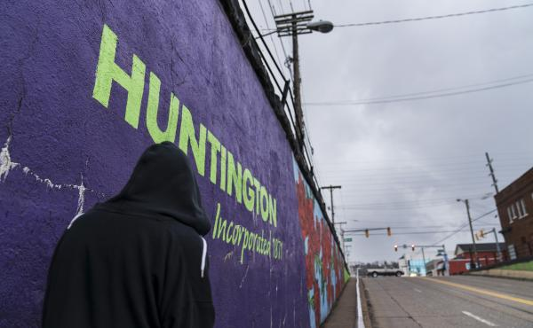 Huntington was once ground-zero for this opioid epidemic. Several years ago, they formed a team that within days visits everyone who overdoses to try to pull them back from the brink. The county's overdose rate plummeted. They wrestled down an HIV cluster