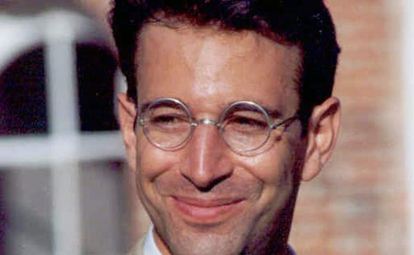 Wall Street Journal newspaper reporter Daniel Pearl was killed by Islamic militants in Pakistan in 2002. A video of his interrogation and death was sent to the U.S. Consulate in Karachi and posted on the Internet.