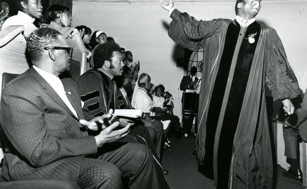 Pastor T.L. Barrett rewrote the rules of gospel in the 1970s and '80s.