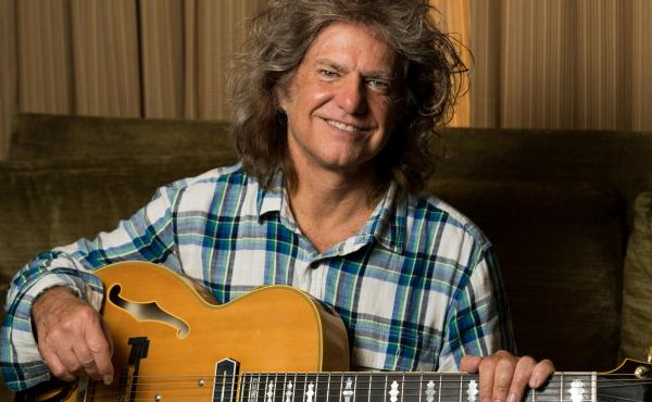 Pat Metheny's latest album From This Place features the same lyrical guitar work that he has been known for while also exploring new cinematic sounds.
