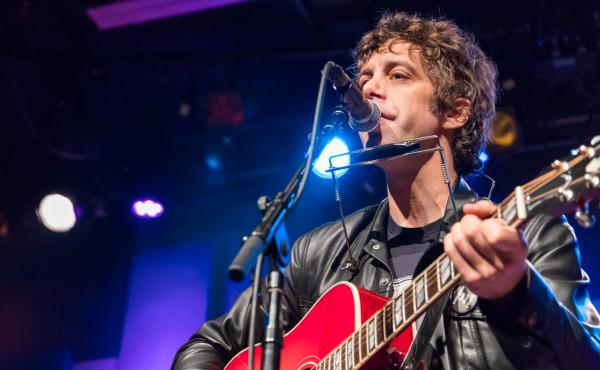 Jeremy Ivey performs live at WXPN's Free At Noon Concert, recorded live for World Cafe