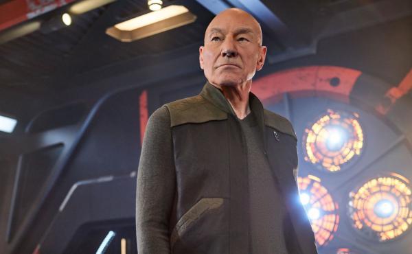Patrick Stewart is back as Jean-Luc Picard on the CBS All Access series Star Trek: Picard.