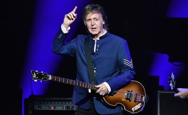 Paul McCartney's 18th solo album Egypt Station debuts at No. 1 on the Billboard 200.