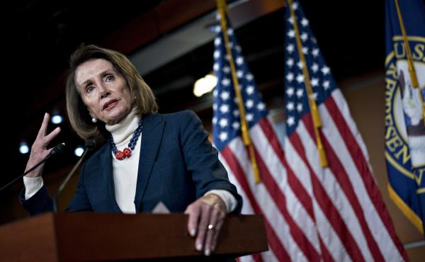 Speaker Nancy Pelosi, D-Calif., has postponed plans to travel to Afghanistan charging the White House leaked plans.