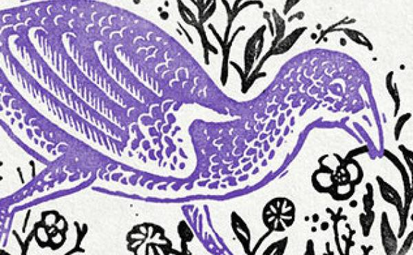 The Purple Swamp Hen, by Penelope Lively
