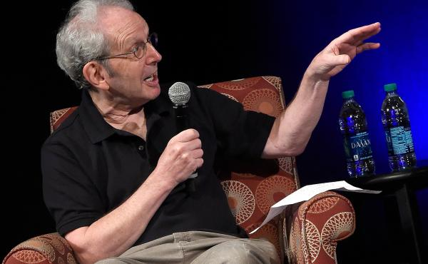 Peter Guralnick at the Country Music Hall of Fame and Museum in 2015. His latest book, Looking to Get Lost: Adventures in Music and Writing, is a collection of essays.