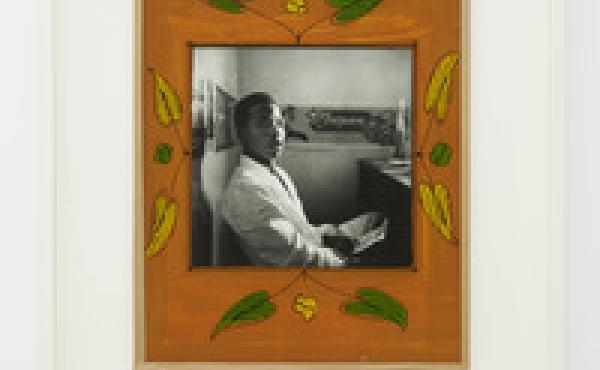 Self-portrait, 1956