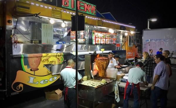 Imagine a world where you can buy fresh, delicious tacos on every street corner.