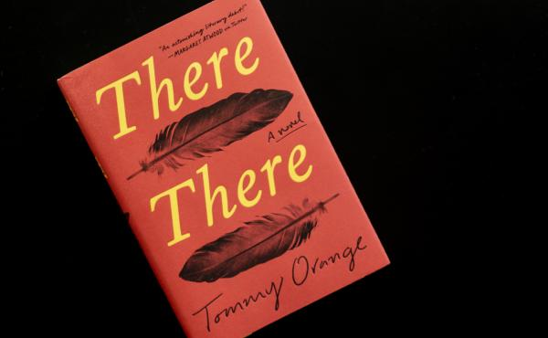 Cover photo of There There, by Tommy Orange