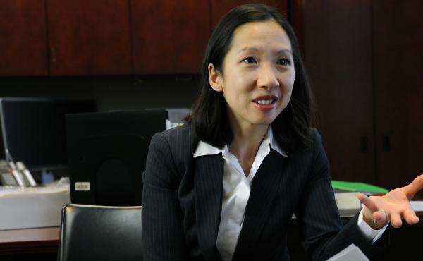 Dr. Leana Wen, health commissioner for the Baltimore City Health Department, talks about the effectiveness of contraception for public school students in 2015. Wen will be the new head of Planned Parenthood Federation of America.