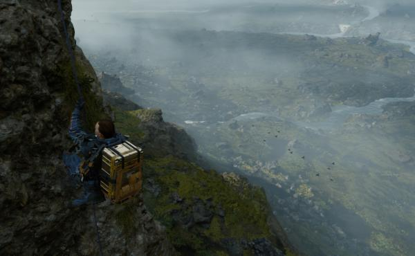 As you trek through the wilderness of Death Stranding, you'll gradually discover you're not as alone as you think.