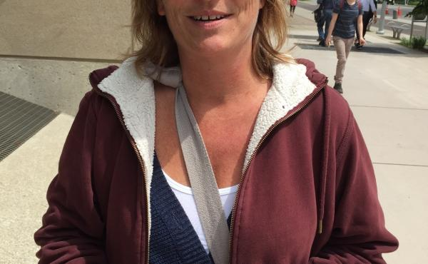 Jennifer Kaiser, a 44-year-old legal assistant from Indianapolis, who said her yearly raises are eaten up by expenses.