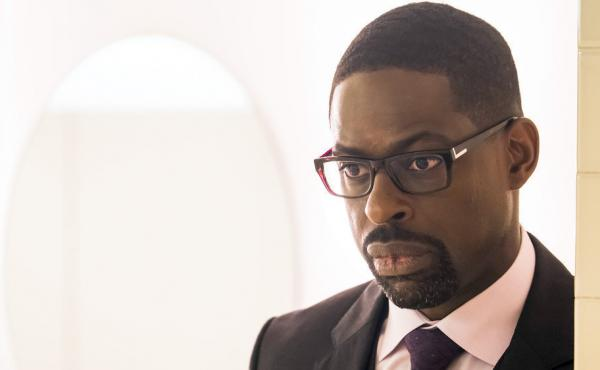 Randall Pearson (Sterling K. Brown) in This Is Us.