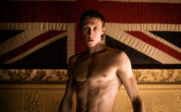 Outlaw Ned Kelly (George Mackay) slings his guns in True History of the Kelly Gang.