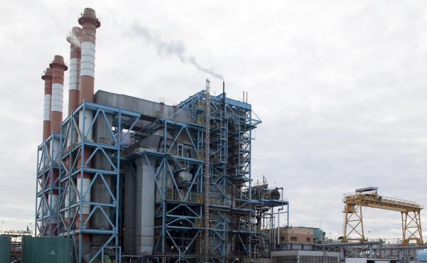 PREPA's Central Palo Seco power station in San Juan, Puerto Rico. The utility's bondholders want to raise rates. That's a challenge when the median income is about half that of Mississippi, yet the U.S. territory's energy costs are among the highest in th