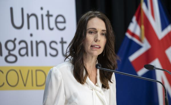 Experts say New Zealand Prime Minister Jacinda Ardern's Facebook Live appearances and reassuring messages have led to an 80% approval rating.