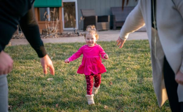 """For Charlie Kjelshus, """"the birthday rule"""" meant that dad Mikkel's plan ― with a high deductible and coinsurance obligation ― was deemed her primary coverage after her stay as a newborn in the neonatal intensive care unit. Mom Kayla's more generous pla"""