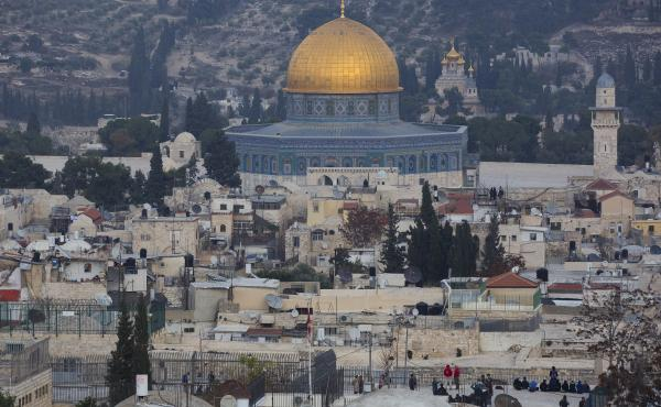 Successive American presidents have signed waivers deferring a congressional act calling for the U.S. Embassy to be moved to Jerusalem. President Trump signed such a waiver in June, saying he wanted to give  U.S.-brokered Israeli-Palestinian peace efforts