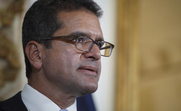 Pedro Pierluisi takes office as governor amid the island's ongoing efforts to claw itself out of an economic crisis and recover from natural disasters.