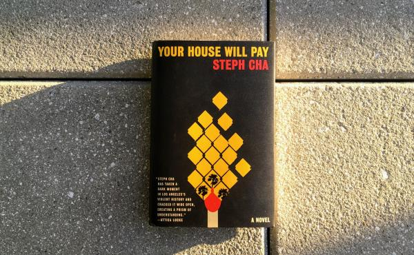 Cover art of Your House Will Pay by Steph Cha