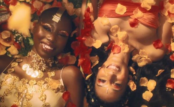 "Raveena's ""Temptation"" video."