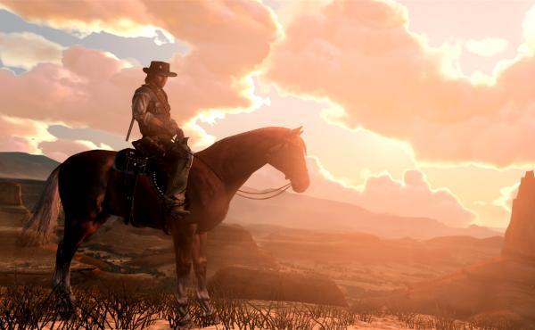 Writer and critic Jason Sheehan calls Red Dead Redemption his favorite Western of all time — surpassing even The Outlaw Josey Wales.