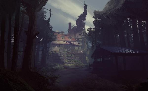 What Remains of Edith Finch is a time-hopping family tragedy that centers on a spooky old house.