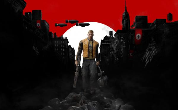 In Wolfenstein II: New Colossus, our hero B.J. Blazkowicz has grown into far more than a couple of chunky pixels — but he still kills a lot of Nazis.