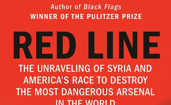 Red Line: The Unraveling of Syria and America's Race to Destroy the Most Dangerous Arsenal in the World, by Joby Warrick