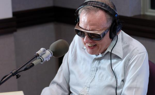 Ed Walker hosted WAMU 88.5's Big Broadcast, a popular show featuring rebroadcasts of vintage radio dramas, for more than two decades. The 83-year-old died Monday shortly after his final broadcast.