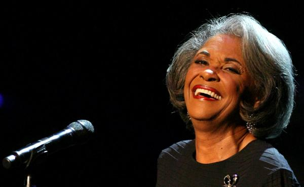 Nancy Wilson, photographed while performing during the Thelonious Monk Jazz Tribute Concert For Herbie Hancock at on Oct. 28, 2007 in Los Angeles.