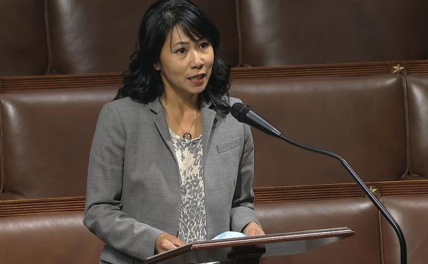 Rep. Stephanie Murphy, D-Fla., is weighing a run for the U.S. Senate.