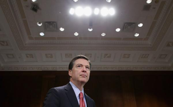 A new Justice Department report faulted the decisions in 2016 made by then-FBI Director James Comey.