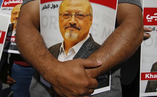 Lawmakers and journalists are among those calling for penalties against Saudi Crown Prince Mohammed bin Salman for the 2018 killing of Washington Post columnist Jamal Khashoggi after a U.S. intelligence report finding the crown prince had approved the ope