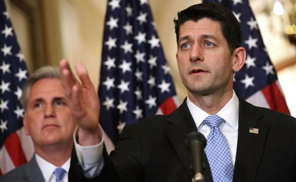 Though they failed to mobilize Congress to repeal the Affordable Care Act last month, Paul Ryan (R-Wis.) (right), Kevin McCarthy (R-Calif.) and the White House could still undercut the insurance exchanges, reduce Medicaid benefits and let states limit cov