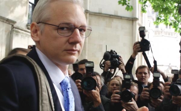 Director Laura Poitras began filming WikiLeaks founder Julian Assange in 2011.