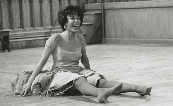 Rita Moreno won an Academy Award for best supporting actress for her portrayal of Anita in the 1961 film West Side Story.