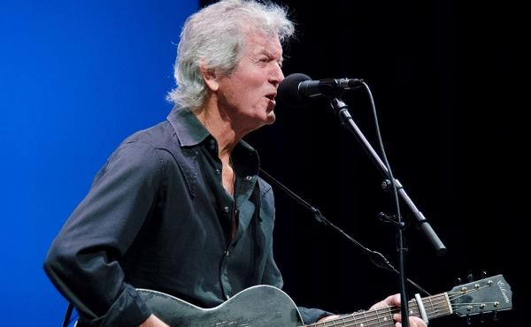Rodney Crowell performs on Mountain Stage.