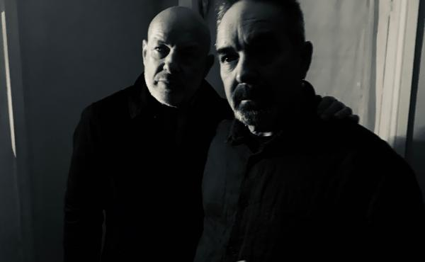 Mixing Colours is Roger and Brian Eno's first release as a duo.