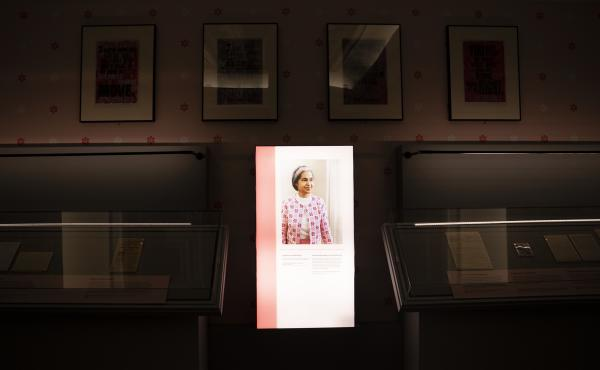 """""""Rosa Parks: In Her Own Words"""" opened on Dec. 5 in Washington, D.C."""