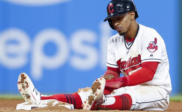 Cheer up, Francisco Lindor — there will be other 22-game winning streaks, right? The Cleveland Indians shortstop was forced out at second base in seventh inning Friday night at Progressive Field in Cleveland.