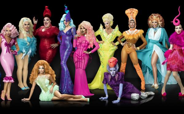 Sasha Velour competed against 13 other drag queens in season nine of RuPaul's Drag Race to snatch the crown and a prize of $100,000.