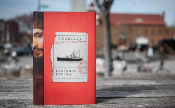 Heretics by Leonardo Padura