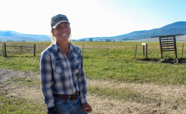 "Kate Clyatt, 28, works seasonally as a ranch hand in southwest Montana, and relies on the state's Medicaid program for health coverage. ""Ranching is just not a job with a lot of money in it,"" Clyatt says. ""I don't know at what point I'm going to be able t"